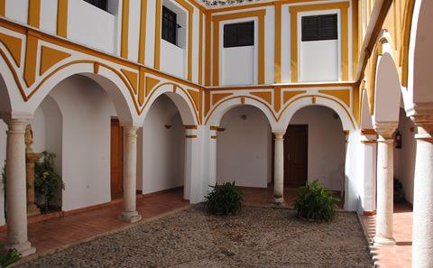 La Hospedería Santa María - Marchena